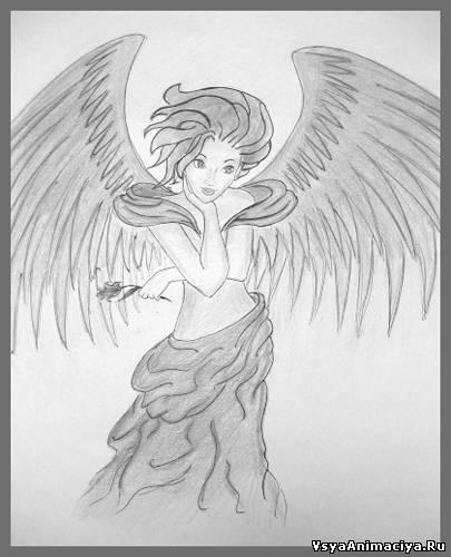 Картинки и арты аниме  самые красивые аниме картинки