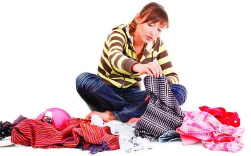 Избавляемся от ненужной одежды
