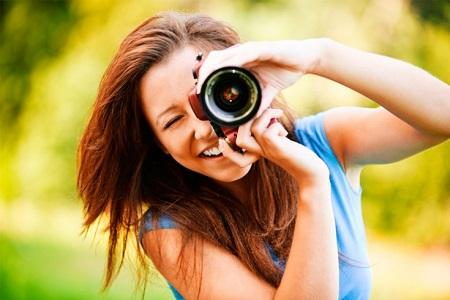 Обучение фотосъёмке